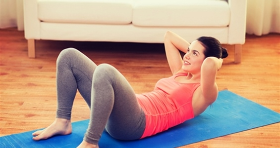 4 tips for establishing a home fitness routine