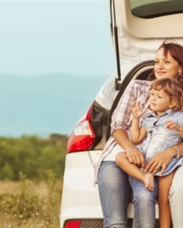The importance of travel insurance for road-tripping families this summer