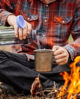 5 Healthy Eating Tips to Pack for Camping
