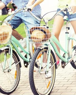 5 Benefits of Participating in National Bike Month