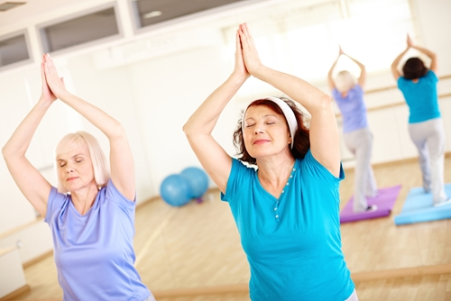 5 exercises to start in retirement