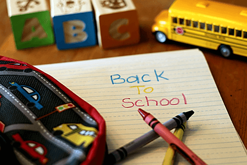 Back to School 2019: Five Ways to Keep the Whole Family Healthy