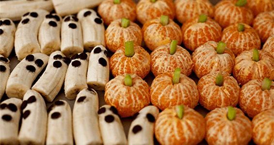 Frightfully Easy Ways to Have a Healthier Halloween