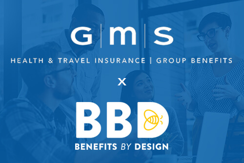 GMS & BBD Partner to Offer Custom Benefits Solutions to Canadian Businesses
